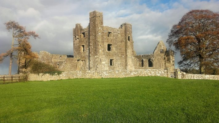 Bective Abbey, in the Boyne Valley
