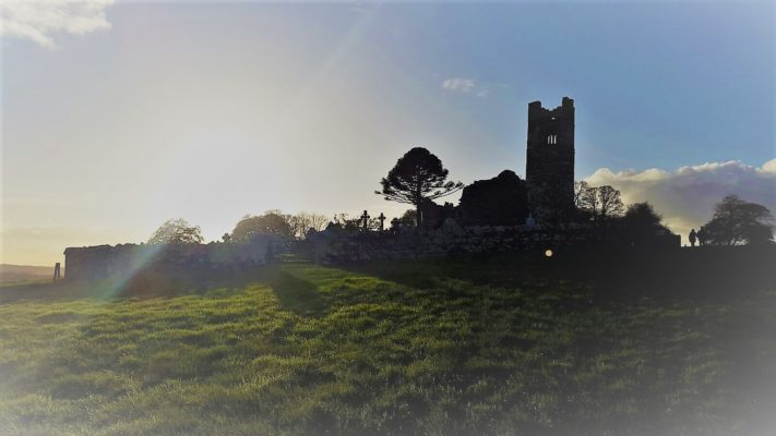 Slane Hill, Co, Meath