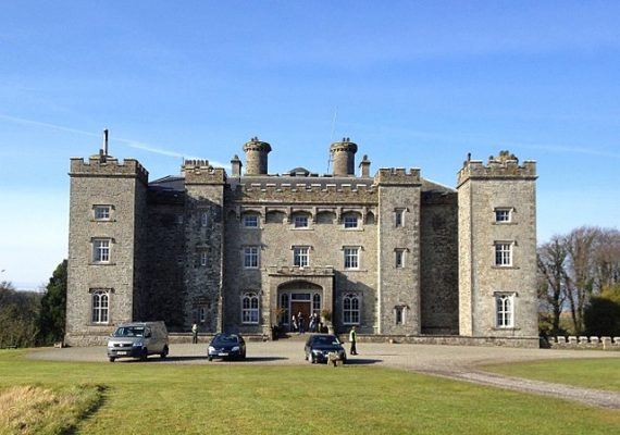 Slane Castle, Co Meath, Ireland